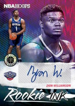 Panini - 2019-20 - Basketball - NBA Hoops - Premium Stock