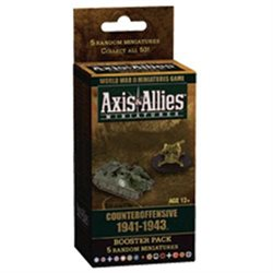 Axis & Allies - Counter Offensive - 1941-1943 Booster Pack Avalon Hill | Cardboard Memories Inc.