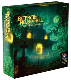 Betrayal at House on the Hill Avalon Hill | Cardboard Memories Inc.