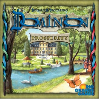 Dominion - Prosperity Expansion Rio Grande Games | Cardboard Memories Inc.