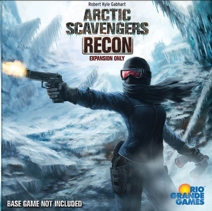 Arctic Scavengers Recon Expansion Rio Grande Games | Cardboard Memories Inc.