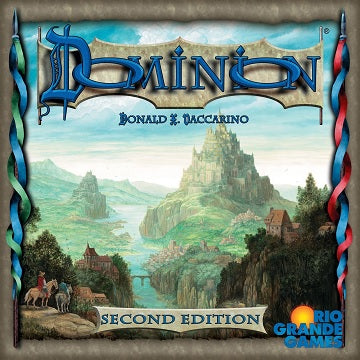 Dominion Second Edition Rio Grande Games | Cardboard Memories Inc.