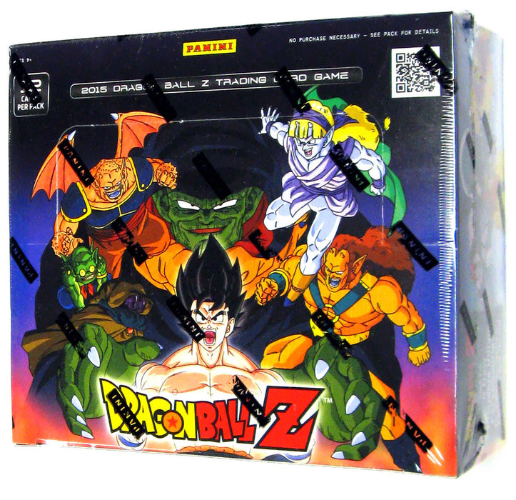 Panini - 2015 - Dragon Ball Z Movie Collection - Booster Box