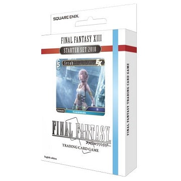 Final Fantasy XII - 2018 Starter Deck Square Enix | Cardboard Memories Inc.