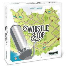 Whistle Stop Bezier Games | Cardboard Memories Inc.