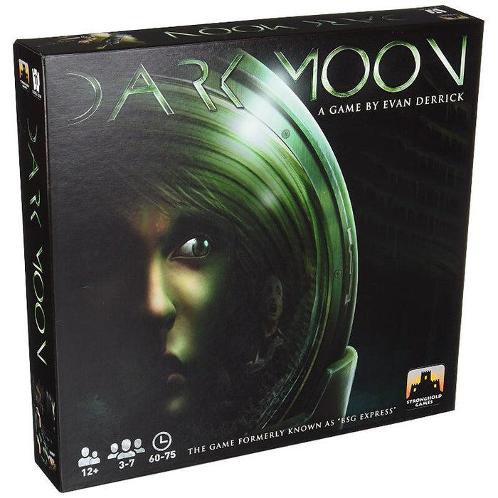 Dark Moon Stronghold Games | Cardboard Memories Inc.