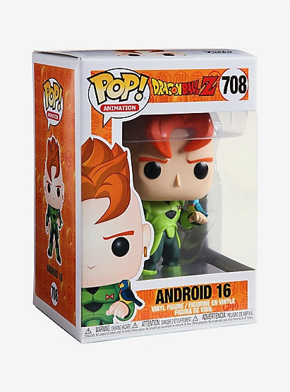 POP! - DragonBall Z - Android 16