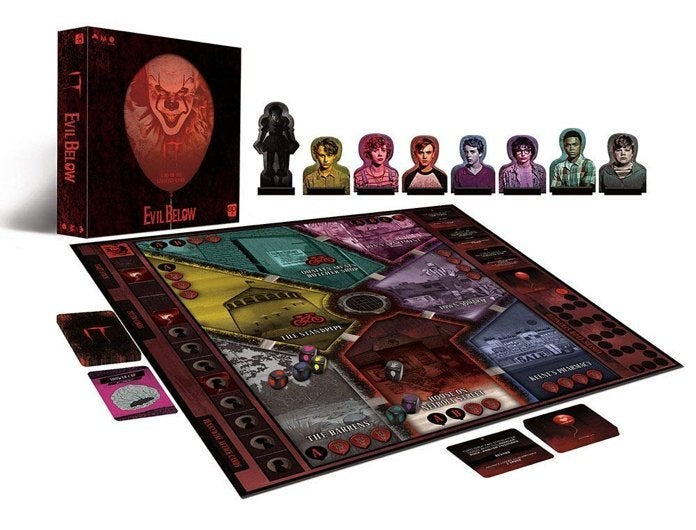 Usaopoly - IT - Evil Below