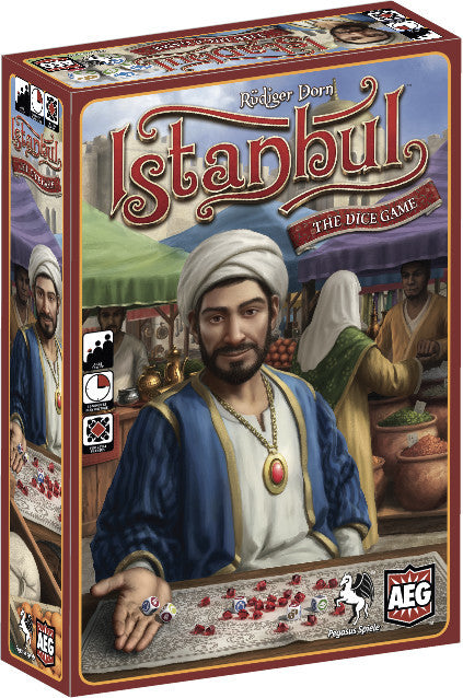 Istanbul - The Dice Game
