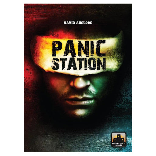 Panic Station Stronghold Games | Cardboard Memories Inc.