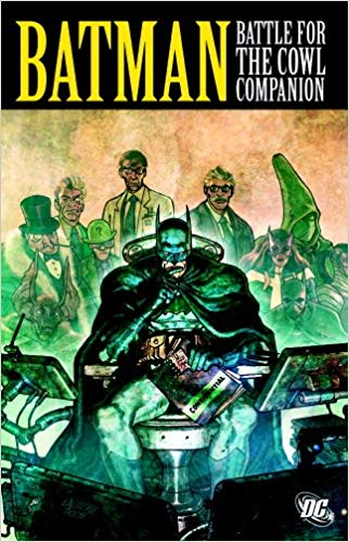 DC Comics - Batman - Battle For The Cowl Companion