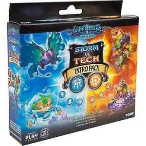 Lightseekers Awakening - Storm vs. Tech Intro Pack TOMY | Cardboard Memories Inc.