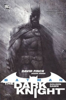DC Comics - Batman - The Dark Knight - Golden Dawn