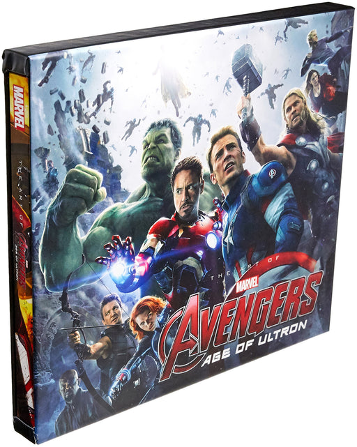 Marvel Comics - Avengers - Age of Ultron - The Art Of The Movie Slipcase