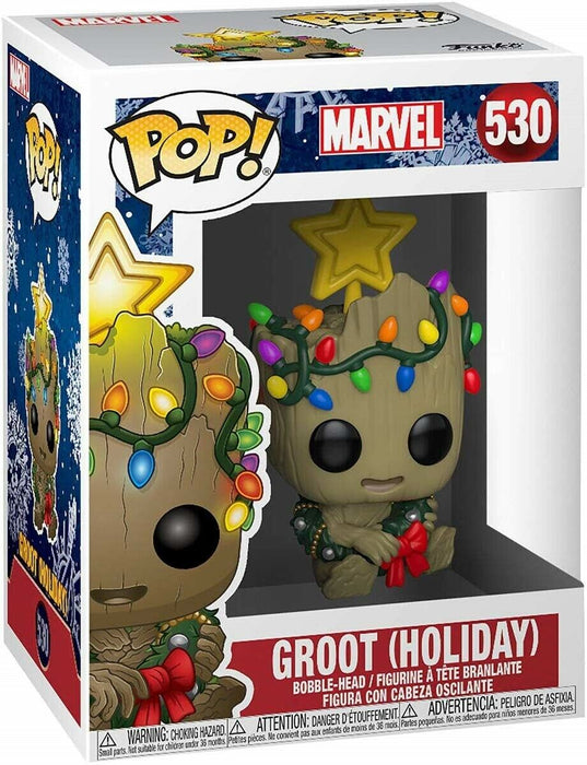 POP! - Marvel - Holiday Groot