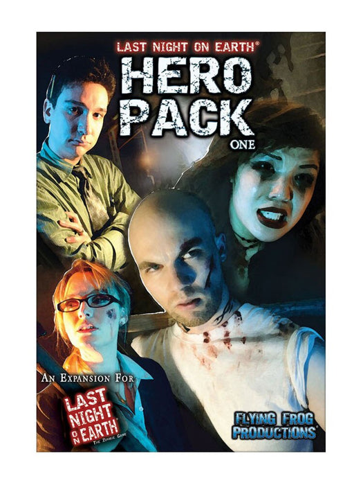 Flying Frog Productions - Last Night On Earth - Hero Pack One