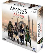 Assassin's Creed - Arena Board Game Cryptozoic | Cardboard Memories Inc.