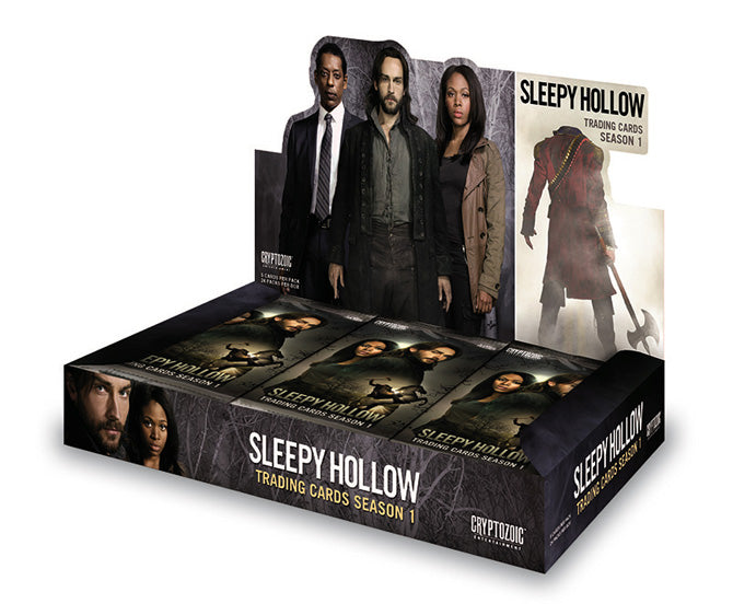 Cryptozoic - 2015 - Sleepy Hollow Season 1 - Hobby Box