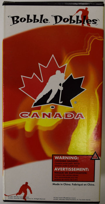 Bobble Dobbles - Team Canada - Wayne Gretzky Hand Painted Bobble Head