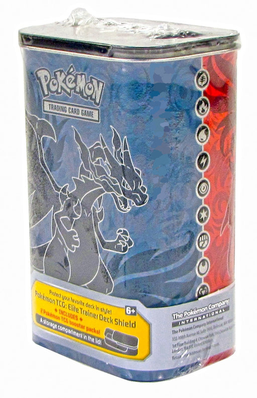 Pokemon Elite Trainer Deck Shield Tin Pokemon | Cardboard Memories Inc.