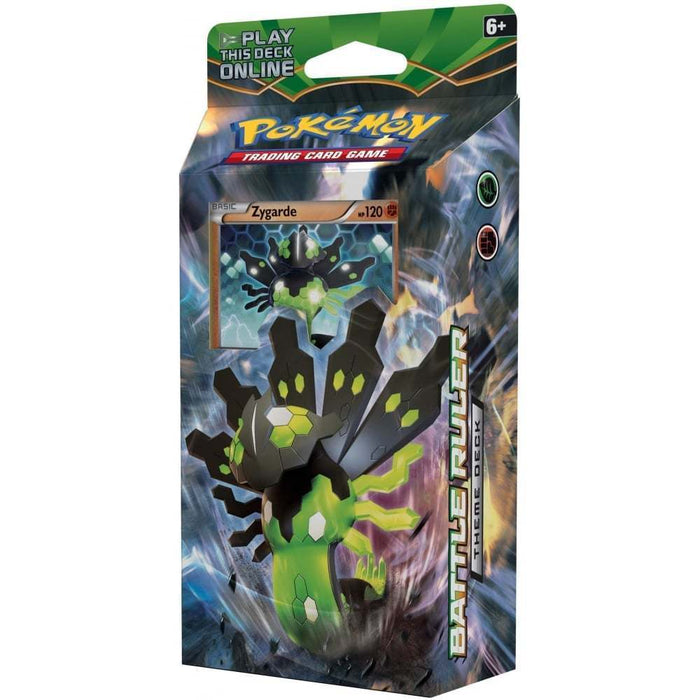 "Pokemon XY Fates Collide - Zygarde ""Battle Ruler"" Theme Deck Pokemon 
