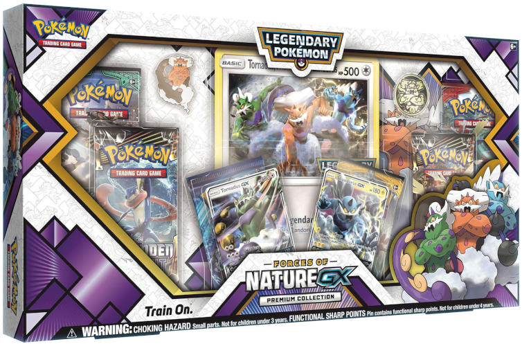 Pokemon - Forces of Nature GX - Premium Collection Box