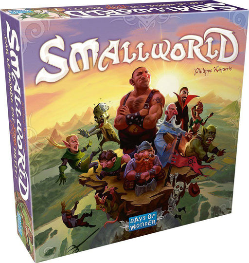 Small World Days Of Wonder | Cardboard Memories Inc.