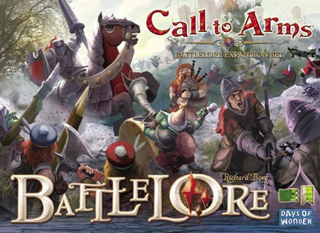 Battlelore - Call to Arms Expansion Fantasy Flight Games | Cardboard Memories Inc.