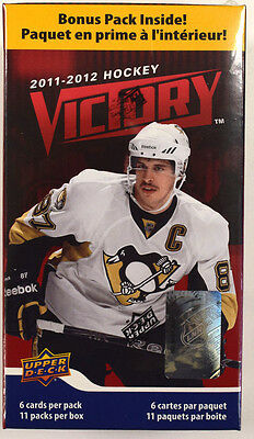 Upper Deck - 2011-12 - Hockey - Victory - Blaster Box