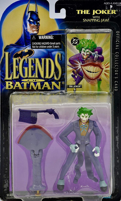 DC Comics - Legends of Batman - The Joker with Snapping Jaw