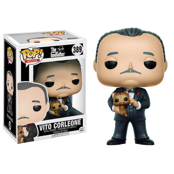 POP! Godfather - Vito Corleone