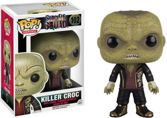 POP! Suicide Squad - Killer Croc