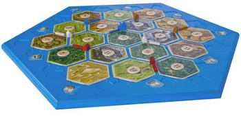 Catan Board - 3-4 Players Mayfair Games | Cardboard Memories Inc.