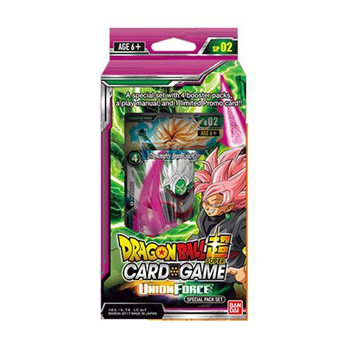 Dragon Ball Super - Union Force Special Pack Bandai | Cardboard Memories Inc.