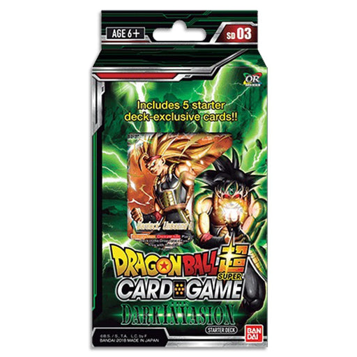 Bandai - Dragon Ball Super - Dark Invasion - Starter Deck