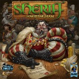 Sheriff of Nottingham Board Game Acane Wonders | Cardboard Memories Inc.