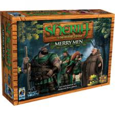 Sheriff of Nottingham - Merry Men Expansion Acane Wonders | Cardboard Memories Inc.