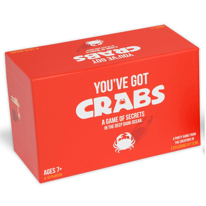 Rebel - Youve Got Crabs