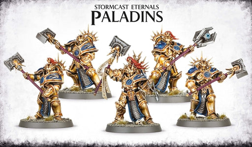 Games Workshop - Warhammer: Age of Sigmar - Stormcast Eternals Paladins 96-12