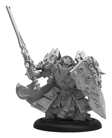 Warmachine - Protectorate of Menoth - Exemplar Cinerator Officer Command Attachment - PIP 32129