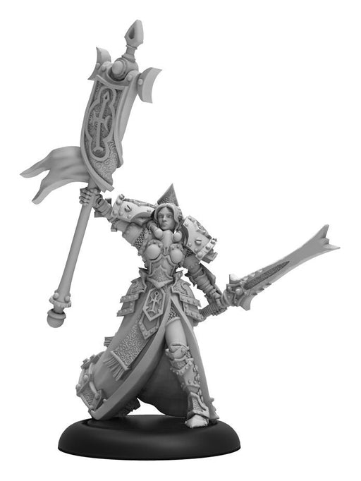 Warmachine - Protectorate of Menoth - High Exemplar Cyrenia Warcaster - PIP 32130