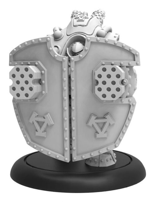 Privateer Press - Warmachine - Khador - Man-O-War Supression Tanker Solo - PIP 33131