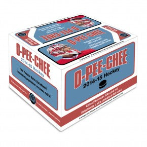 Upper Deck - 2014-15 - Hockey - O-Pee-Chee - Retail Box