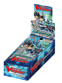 Cardfight!! Vanguard - Champions of the Cosmos Extra Booster Box Bushiroad | Cardboard Memories Inc.