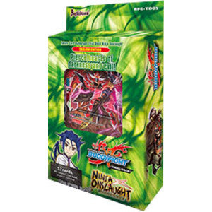 Buddyfight - Ninja Onslaught Trial Deck Bushiroad | Cardboard Memories Inc.