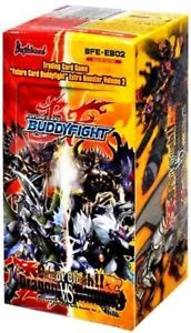 Buddyfight - Great Clash!! Dragon vs Danger Booster Box Bushiroad | Cardboard Memories Inc.