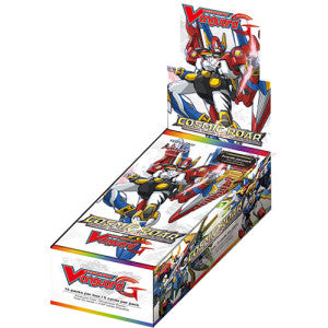 Cardfight!! Vanguard G - Cosmic Roar Extra Booster Box Bushiroad | Cardboard Memories Inc.