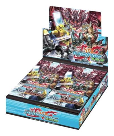 Buddyfight 100 - Neo Enforcer Booster Box Bushiroad | Cardboard Memories Inc.