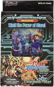 Buddyfight - Dragonic Star Trial Deck Bushiroad | Cardboard Memories Inc.