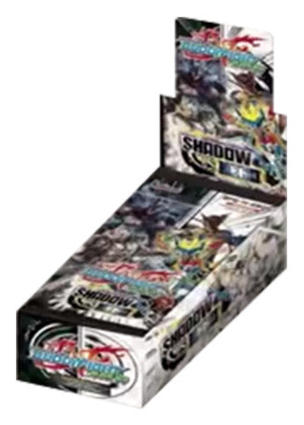 Buddyfight 100 - Shadow vs Hero Booster Box Bushiroad | Cardboard Memories Inc.
